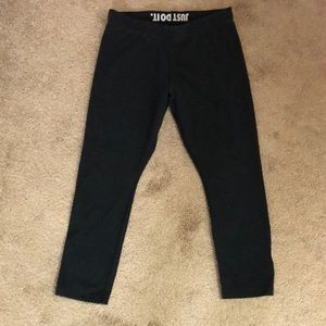 Women's cropped Nike leggings